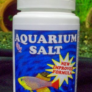 Aquarium Salt De-Ionised 80g