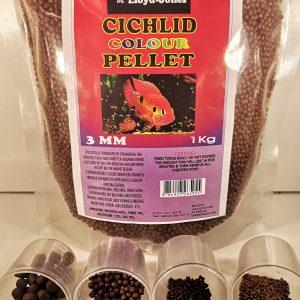 Cichlid pellet Crumble