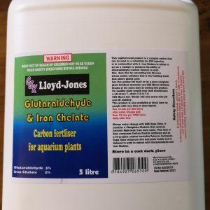 Glutaraldehyde 5 Litres