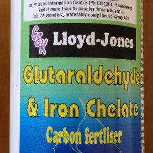 Glutalraldehyde 250mL
