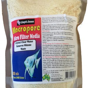 Macropore 500mL          The Original & The Best