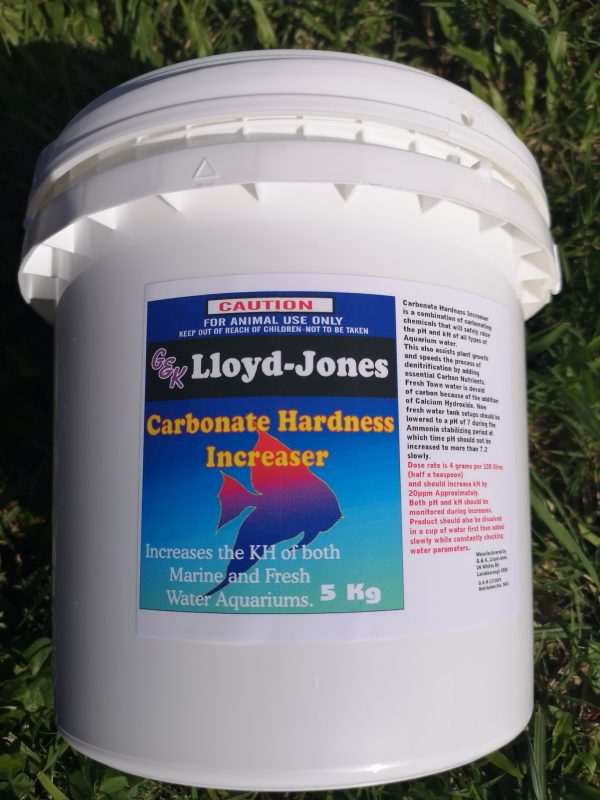 Carbonate Hardness Increaser 5Kg
