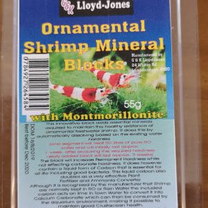 Ornamental Mineral Shrimp Block  55g